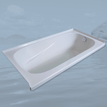 Mirolin Gryphon Acrylic Alcove Drop In Bathtub