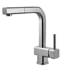 Castle Bay Hudson Pull Out Kitchen Faucet Stainless