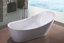 "Rouge 68"" Free Standing Bath Tub"