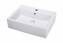 "Caledon Over Mount Vessel bathroom sink 22.5"" x 17"""