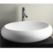 American Standard Ovale Above Counter Sink White 061000A