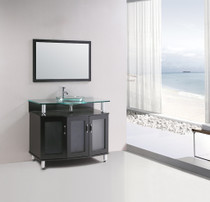 "Delux 36"" Bathroom Vanity"