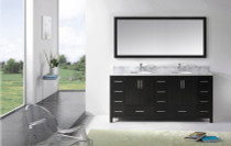 "Alexandria 72"" Bathroom Vanity"