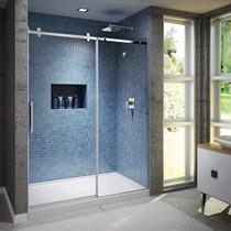Kalia Rollax Square - Sliding Doors Shower Enclosure 60 x 77