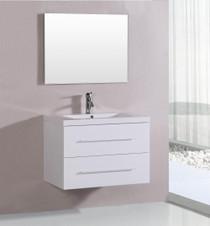 """Aruba 36"""" Wall Mount Bathroom Vanity"""