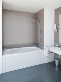 """Mirolin Phoenix II Skirted Bath Tub Left Hand 66 x 32 x 20"""""""