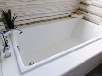 "Mirolin Fina 60"" x 32"" x 22"" Drop-in Bath Tub"