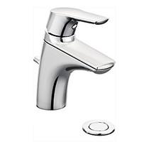 Moen Method Chrome One-Handle Low Arc Bathroom Faucet 6810