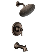 Moen Dartmoor Posi-Temp® Tub/Shower Oil Rubbed Bronze T2283EPORB Complete