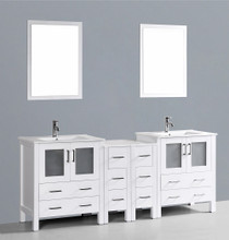 "Brantford 88"" Bathroom Vanity"