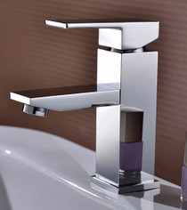 Royal Timmins Single Hole Bathroom Faucet Chrome