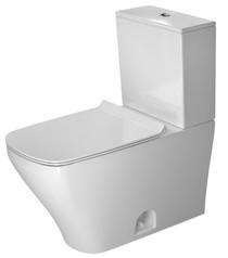 duravit durastyle two piece toilet