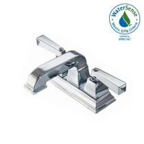 "American Standard Town Square 4"" Centerset Bathroom Faucet"