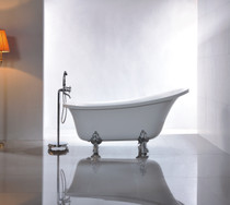 "Denison 63"" Claw Foot Free Standing Bath Tub"