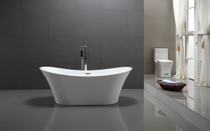 Bahamas Freestanding Bath Tub 71""