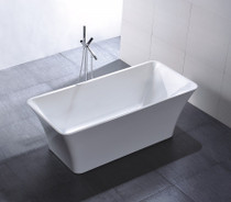 "Sarosta 67"" Freestanding Bath Tub"