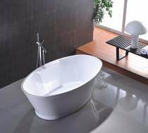 """Alabama 67"""" Freestanding Bath Tub"""