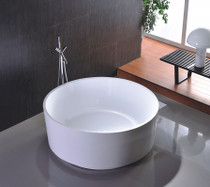 "Santorini 54"" Freestanding Bath Tub"