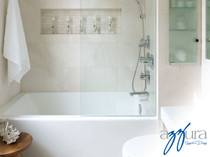 "Mirolin Corra Skirted Bath tub  66"" x 34"" x 20"""