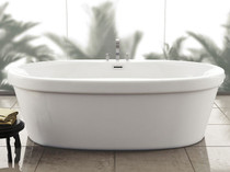 Mirolin Brooke Freestanding Tub 68""