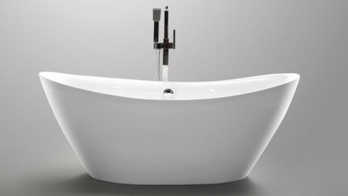 """Barbados 72"""" Freestanding Bath Tub"""