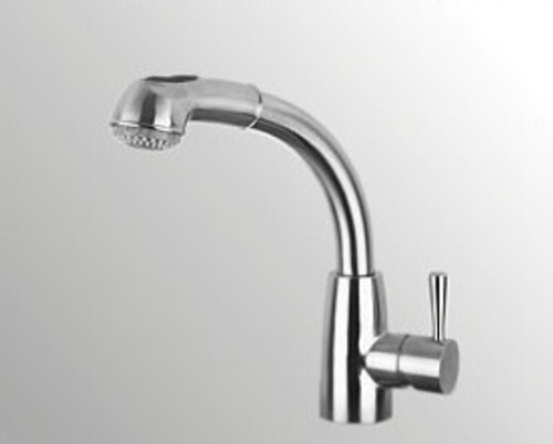 Castle Bay Melrose Pullout Kitchen Faucet Stainless