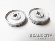 48-756 Machine Pulley industrial O Scale FKA KEIL LINE