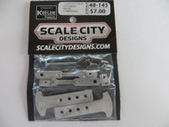 48-145 Coupler Shank Extender Kadee Compatiable O Scale