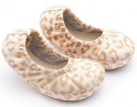 Tip Toey Joey Baby Shoes - LOVE BABY Ballet Slipper