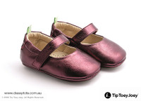 Tip Toey Joey Baby Shoes – DOLLY *NEW COLOURS* (More Colours)