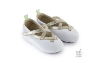 Tip Toey Joey Baby Shoes - CRISSY *LAST ONE*