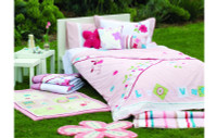 MyLC Sugar n' Spice - Embroidered Quilt Set