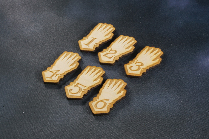 Objective Markers - IH