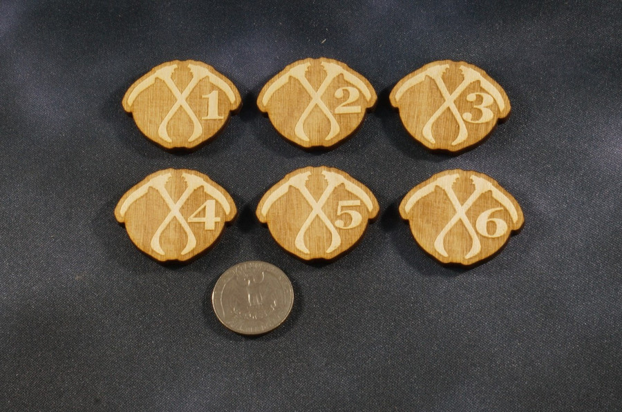 Objective Markers - Scythes