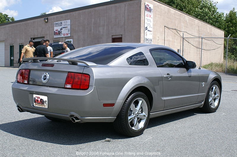 2005 2010 Mustang 4 6l 3v Stage Ii P1sc1 Intercooled