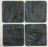Soapstone Coasters Set