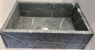 "Chicago-Wright 30"" Fantasia Soapstone Sink"