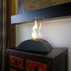 Nu Flame Estro Modern Tabletop Ethanol Bio Fireplace