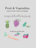 Fruits & Vegetables: A picture book in Karen and English
