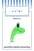 Kooter (A Frog)