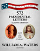 572 Presidential Letters Against Abortion