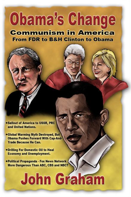 Obama's Change: Communism in America