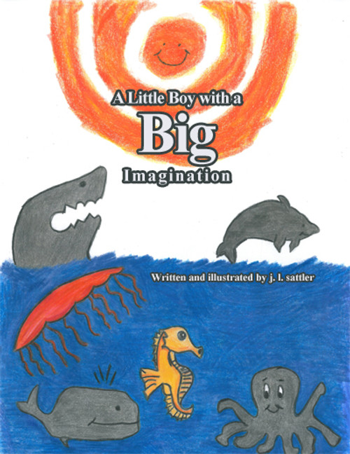 A Little Boy with a Big Imagination