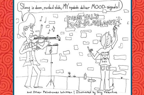 Slang is Doom, Reviled Slob; My Symbols Deliver Mood-Signals!