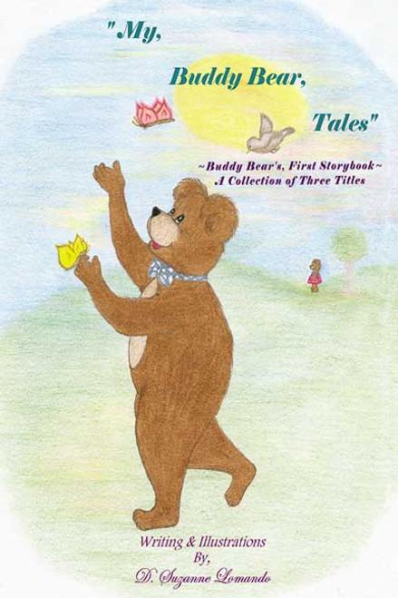 My, Buddy Bear, Tales: Buddy Bear's, First Storybook