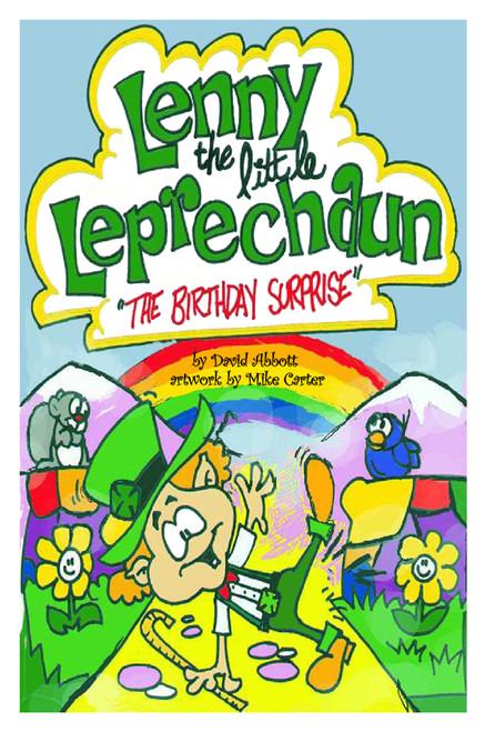 Lenny the Little Leprechaun