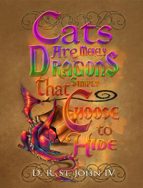 Cats Are Merely Dragons that Simply Choose to Hide
