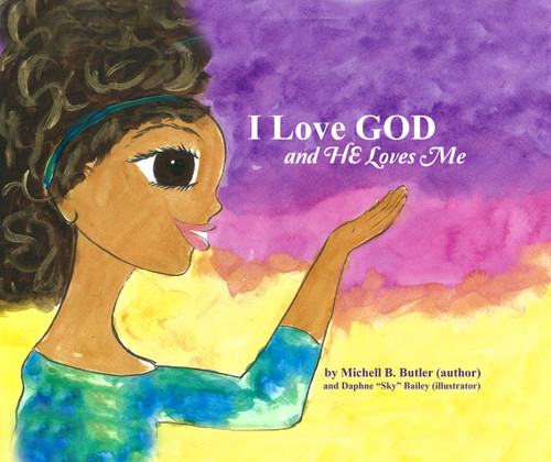 I Love GOD and HE Loves Me