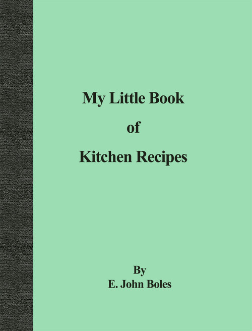My Little Book of Kitchen Recipes