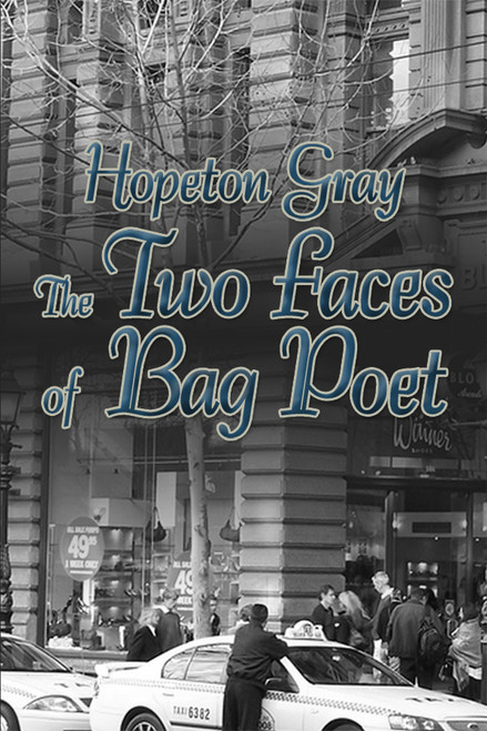 The Two Faces of A Bag Poet
